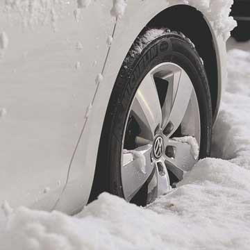 snow tire in eden prairie